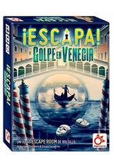 Tischspiel ¡Escapa! Attacke in Venedig Mercurio DV0003