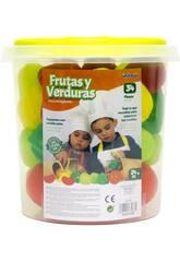 Kit Fruits et Légumes 34 Pièces Vicam 88