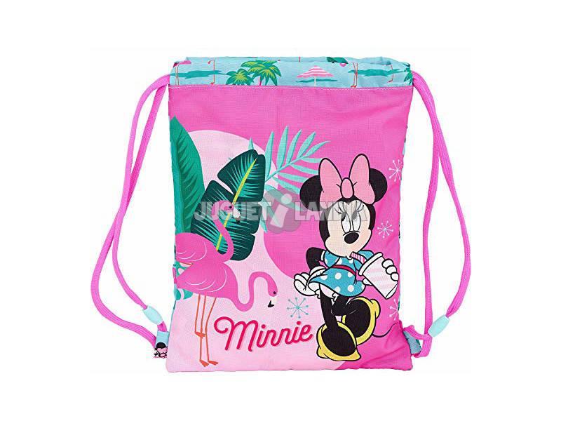 Sacchetto Junior Minnie Mouse Palms Safta 611912855