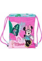 imagen Saco Plano Junior Minnie Mouse Palms Safta 611912855