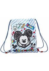 imagen Saco Plano Junior Mickey Mouse Maker Safta 611914855