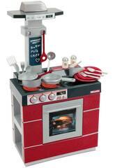 Miele Rote Zusammenfaltbare Küche von Klein 9044