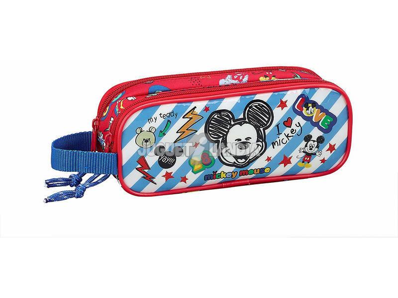 Portatodo Doble Mickey Mouse Maker Safta 811914513