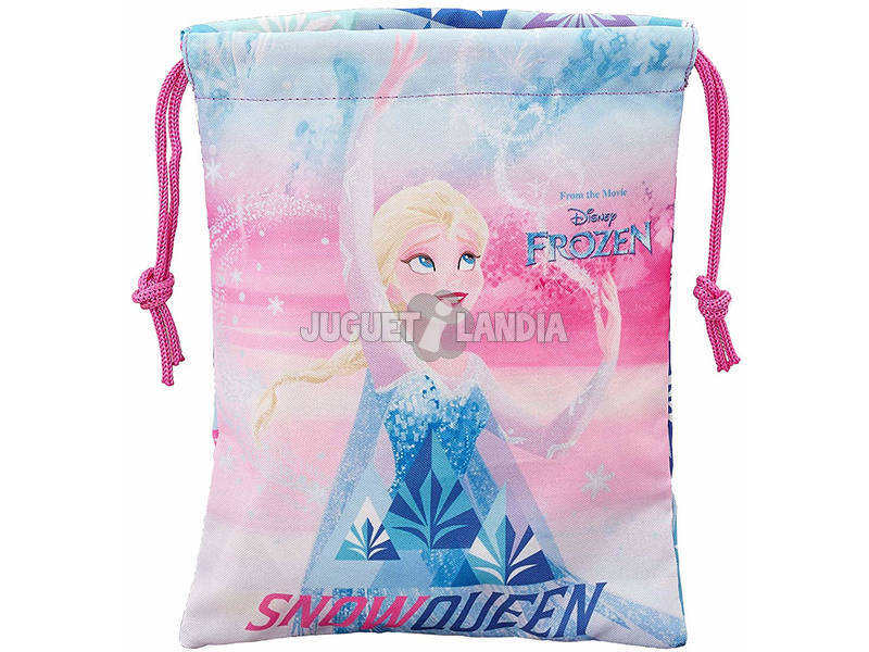 Saquito Merienda Frozen Ice Magic Safta 811915237
