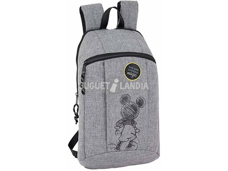 Mochila Mickey Mouse Multiply Safta 611949821