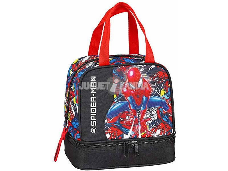 Boite À Sandwich Spiderman Super Hero Safta 811943040