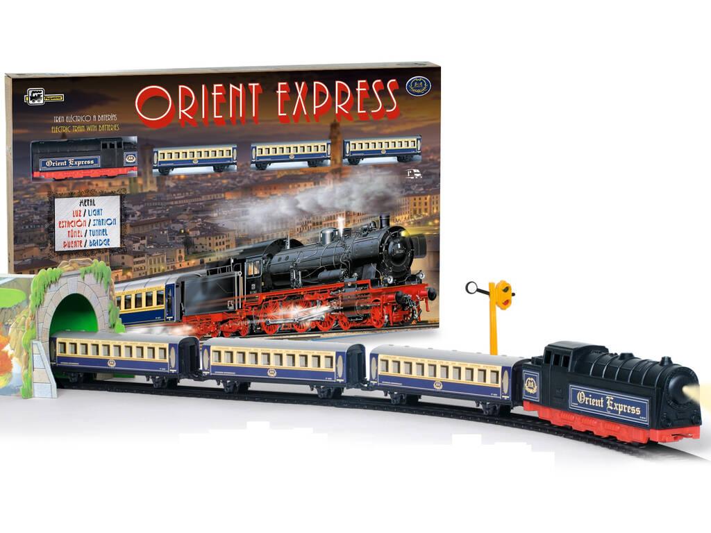 Comboio Orient Express Pequetren 440