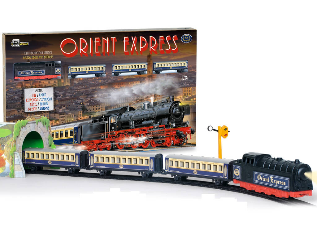 Tren Orient Express Pequetren 440