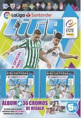 imagen La Liga Este 19/20 Pack Álbum con 6 Sobres Panini 3711SPEGGSS