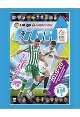 imagen La Liga Este 19/20 Sobre Panini 003711B6B