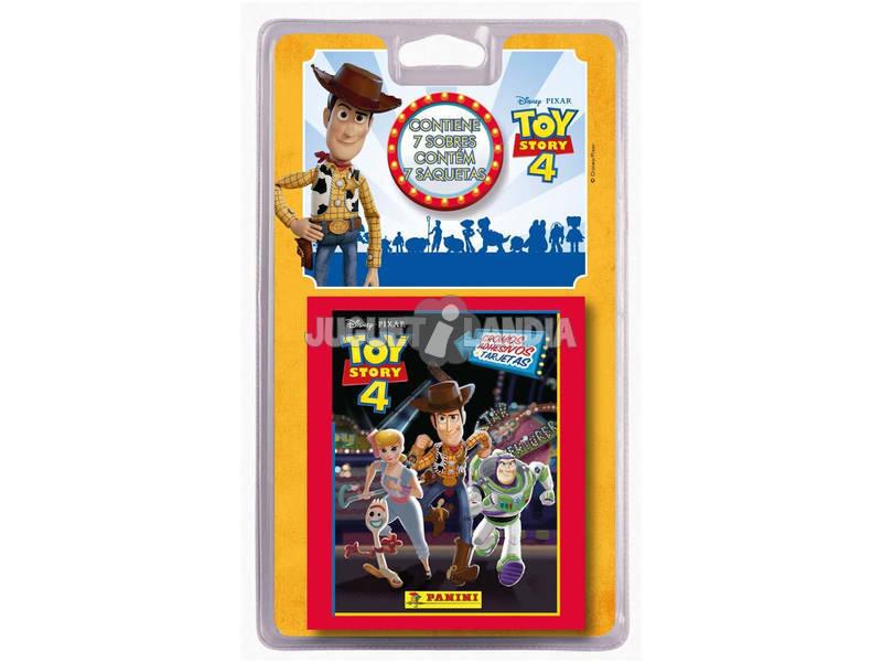 Toy Story 4 Blister 7 Enveloppes Panini 3726BLIE