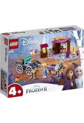 Lego Frozen Elsa und die Renntierkutsche 41166