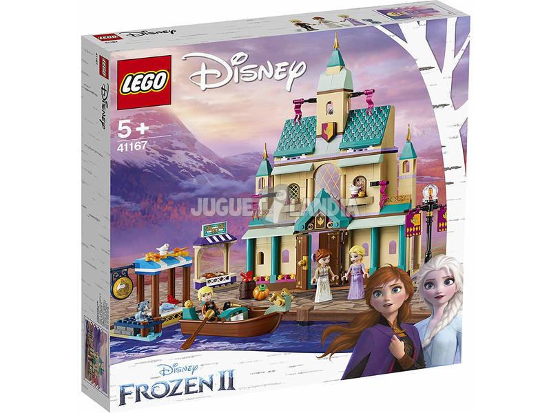 Il villaggio del Castello di Arendelle Frozen 2 Lego Disney Princess 41167