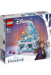 Lego Frozen 2 Joalheiro Criativo de Elsa 41168