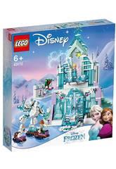 Lego Frozen Palacio Mágico de Hielo de Elsa 43172