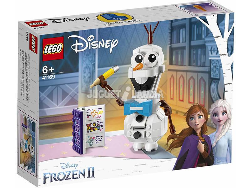 Lego Frozen 2 Disney Olaf 41169