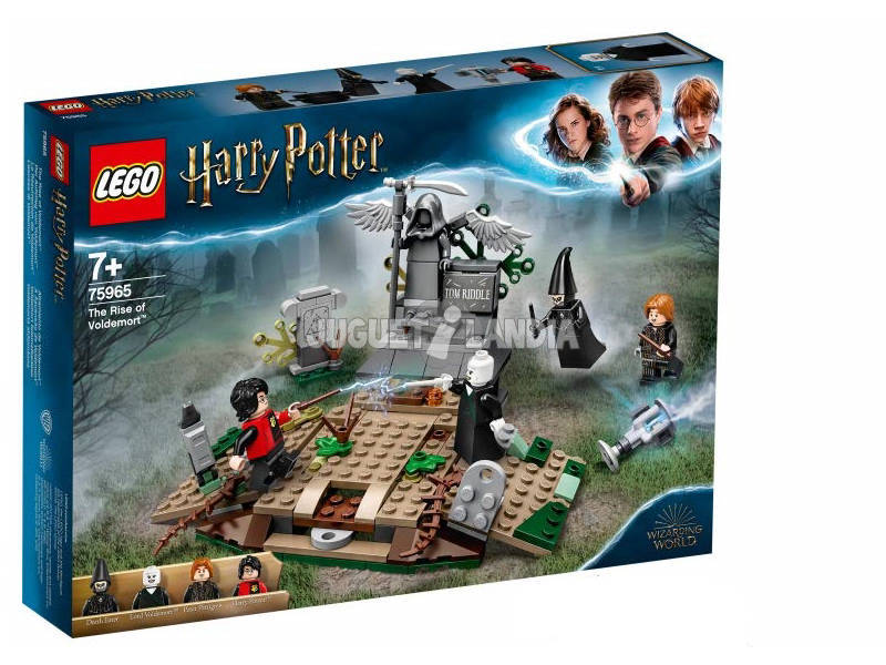 Lego Harry Potter Insurrection de Voldemort 75965