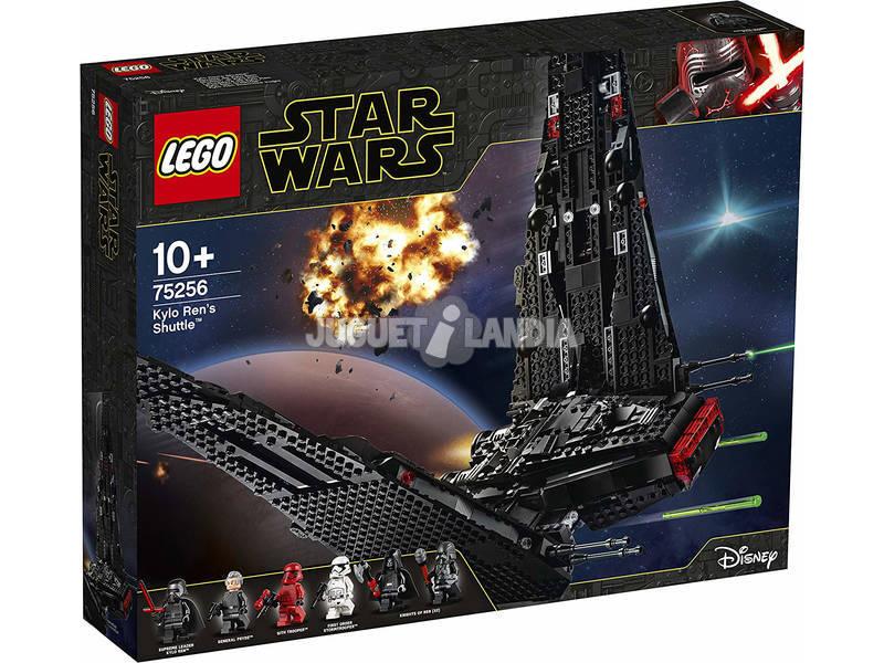 Lego Star Wars Shuttle di Kylo Ren 75256