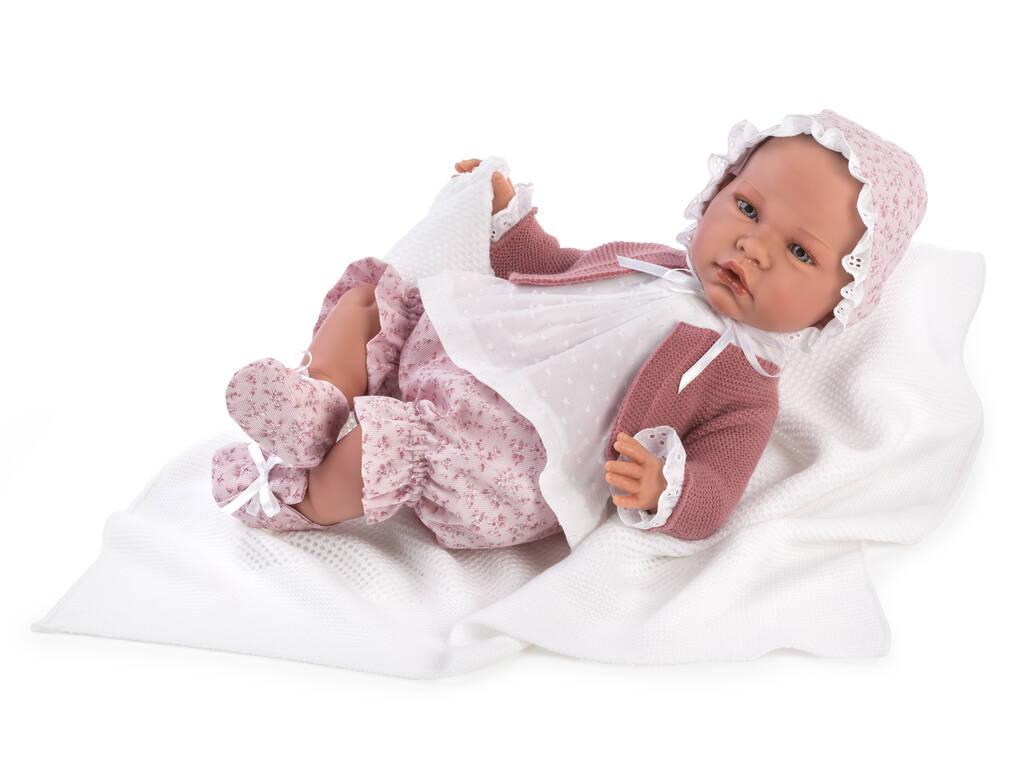 Bambola Reborn Valeria 46 cm. Serie Limitata Asivil 0475100