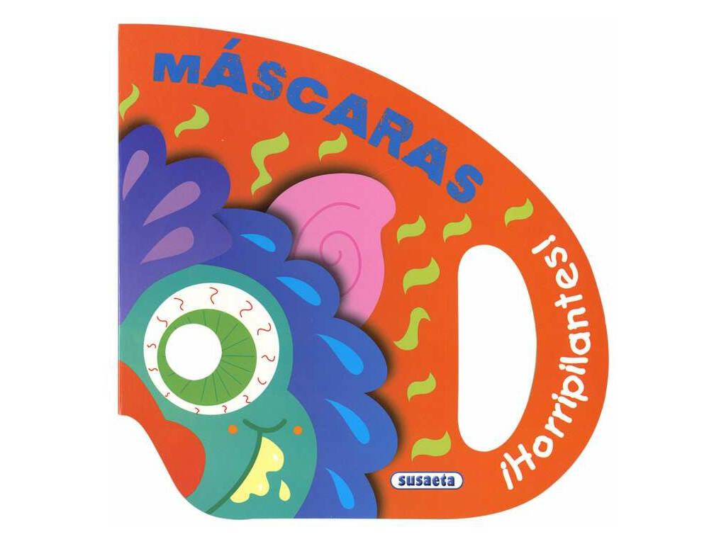 Personajes Con Máscaras Susaeta S3400