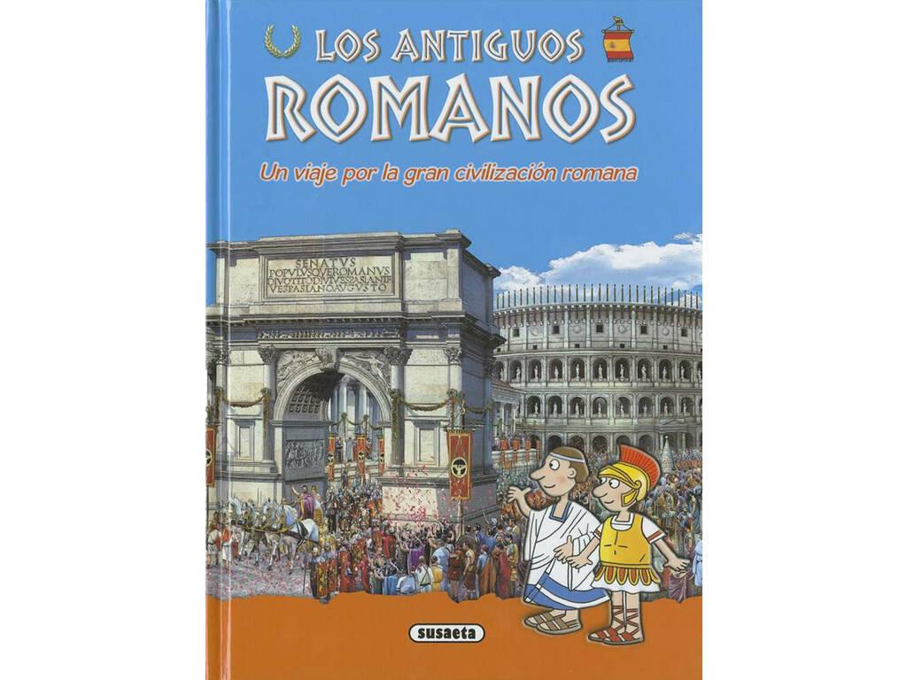 Os Antigos Romanos Susaeta S2093