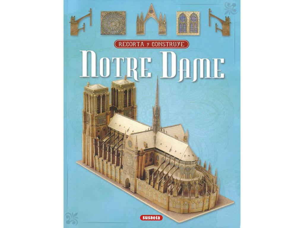 Recorta y Construye Notre Dame Susaeta S3434