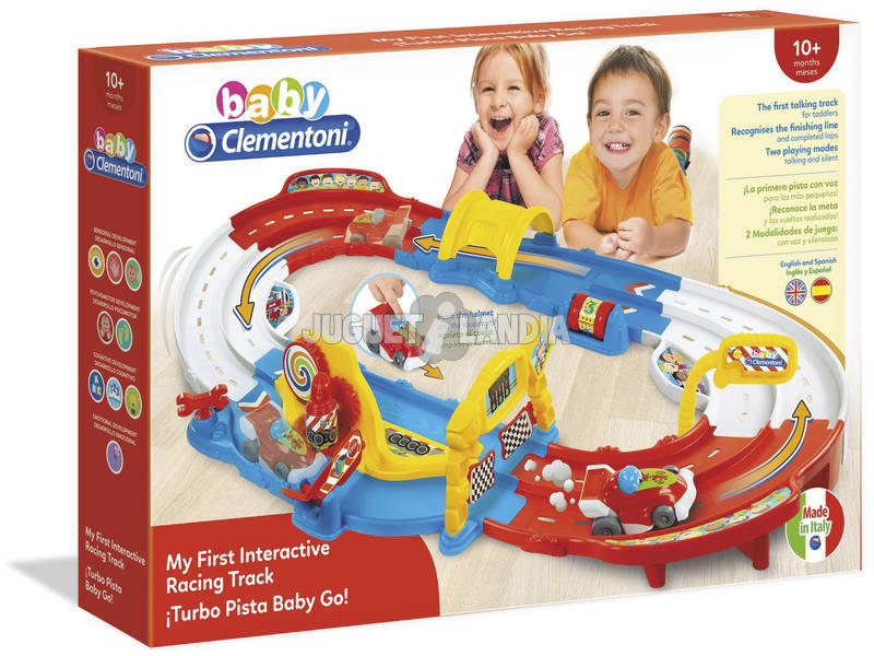 Circuito Clementoni 61787