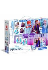 Frozen 2 Edukit 4 en 1 Clementoni 18059