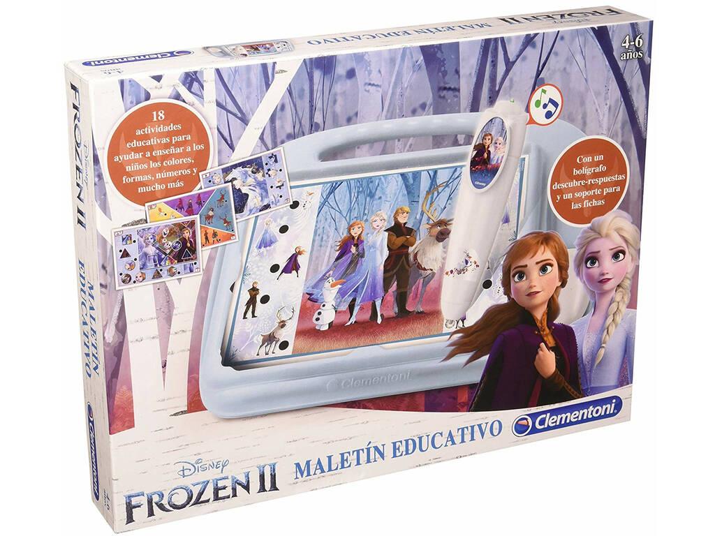Frozen 2 Mallette Éducative Clementoni 55329