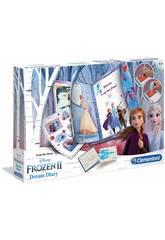 Frozen 2 Diario de Sueños Clementoni 18518