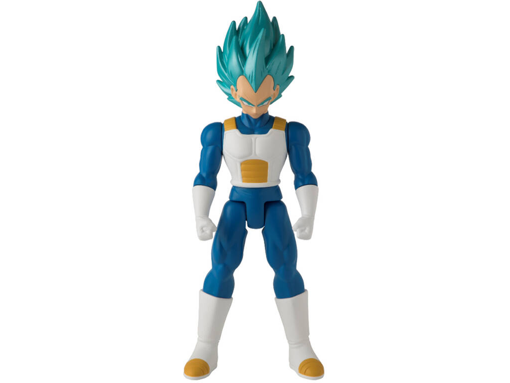 Dragon Ball Super Limit Breaker Series Figurine Vegeta Super Saiyan Blue Bandai 36732