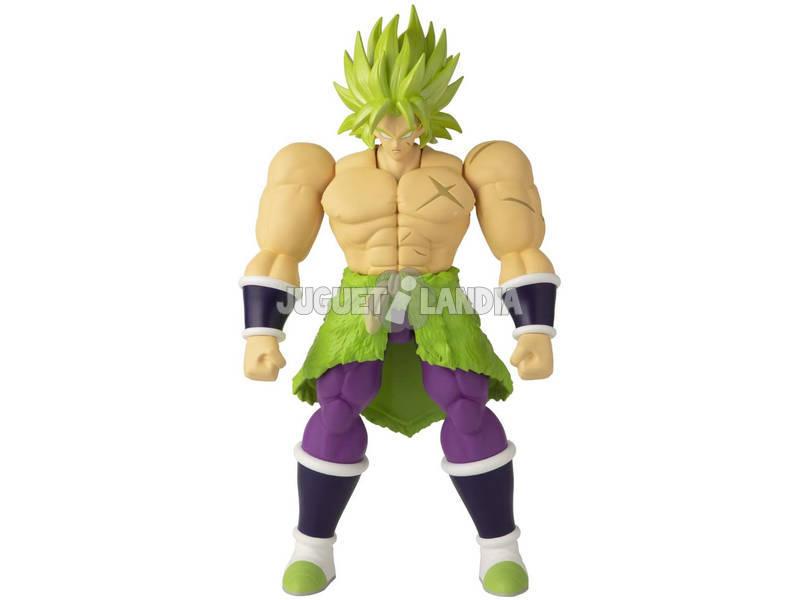 Limit Breaker Series Figurine Broly Super Saiyan Bandai 36237