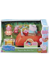 Voiture Deluxe Peppa Pig Bandai CO06921