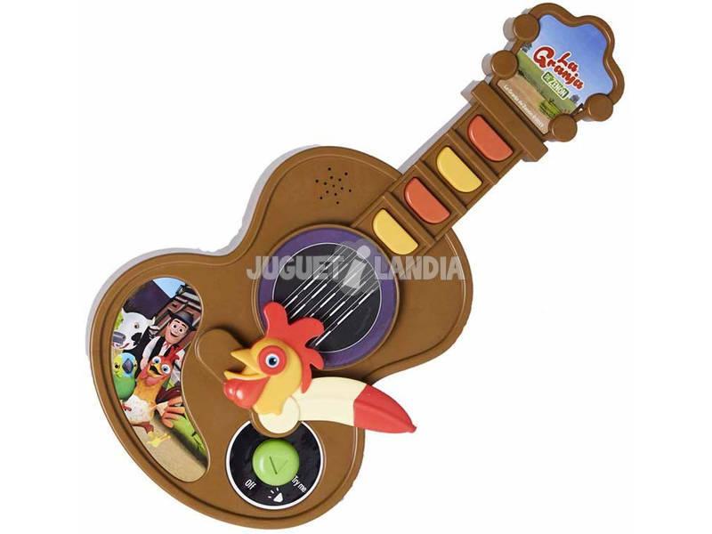 La ferme de Zenon Guitare Gallo Bartolito Banda 81001
