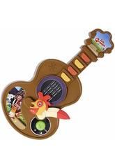 La Granja De Zenón Guitarra Gallo Bartolito Banda 81001