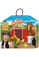 Joga e Aprende Com A Fazenda De Zenón Bandai EB81205