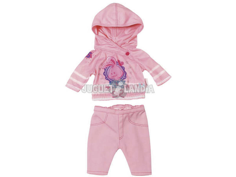 Baby Born Completo Casuale Bandai ZC822166
