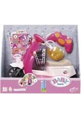Baby Born Scooter Comando Bandai 82477