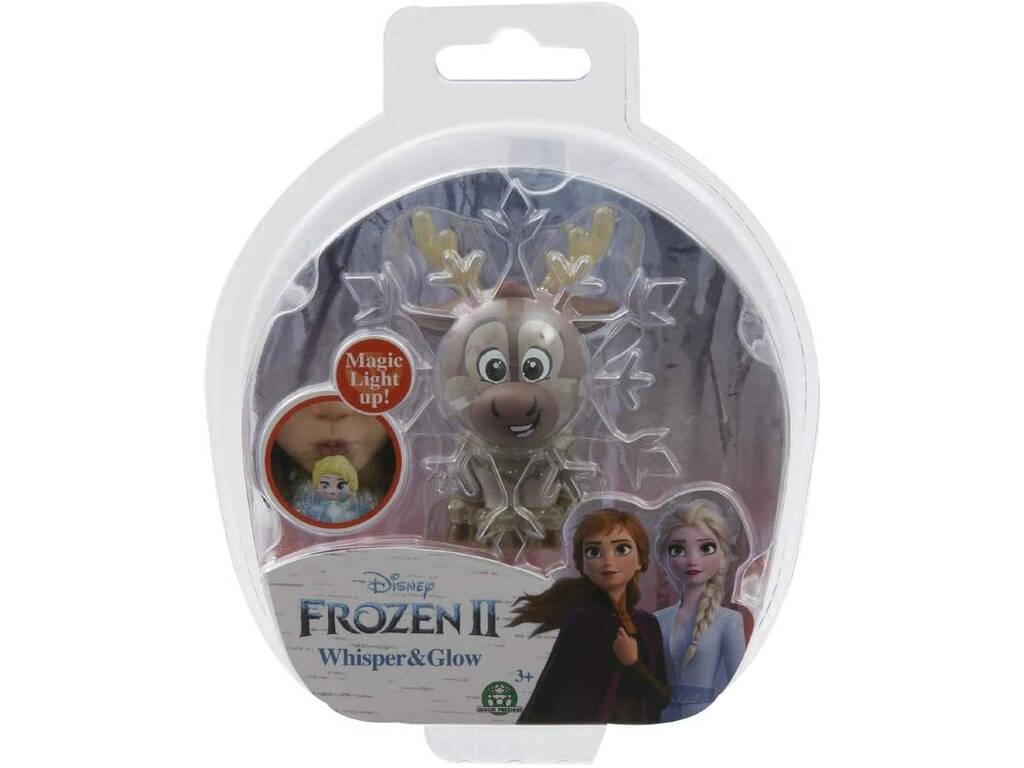 Frozen 2 Whisper & Glow 1 Figurine Giochi Preziosi FRN72000