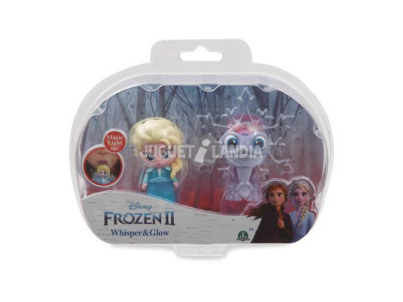 Frozen 2 Whisper & Glow 2 Figure Giochi Preziosi FRN74000