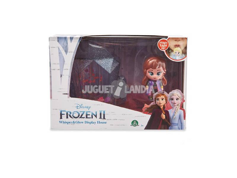 Frozen 2 Whisper & Glow Casita Con Figura Giochi Preziosi FRN73000