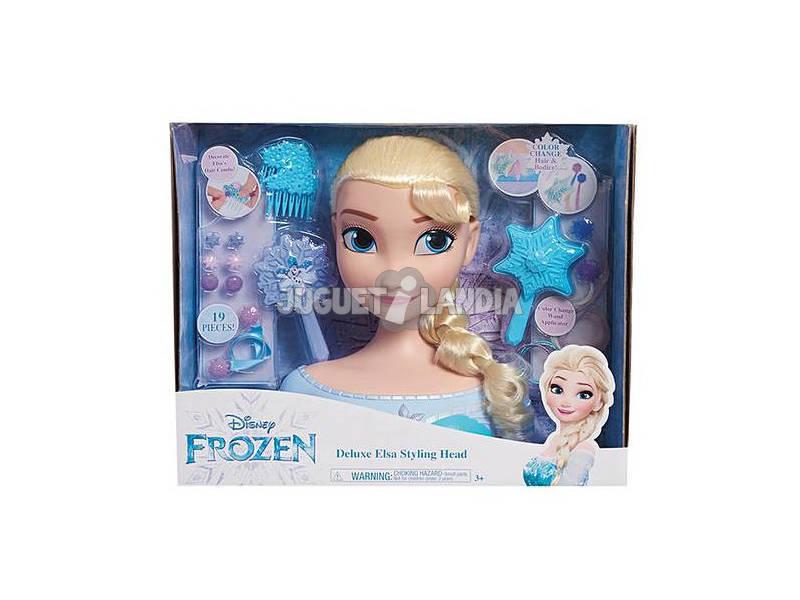 Frozen Buste Deluxe Elsa Giochi Preziosi FRN79000