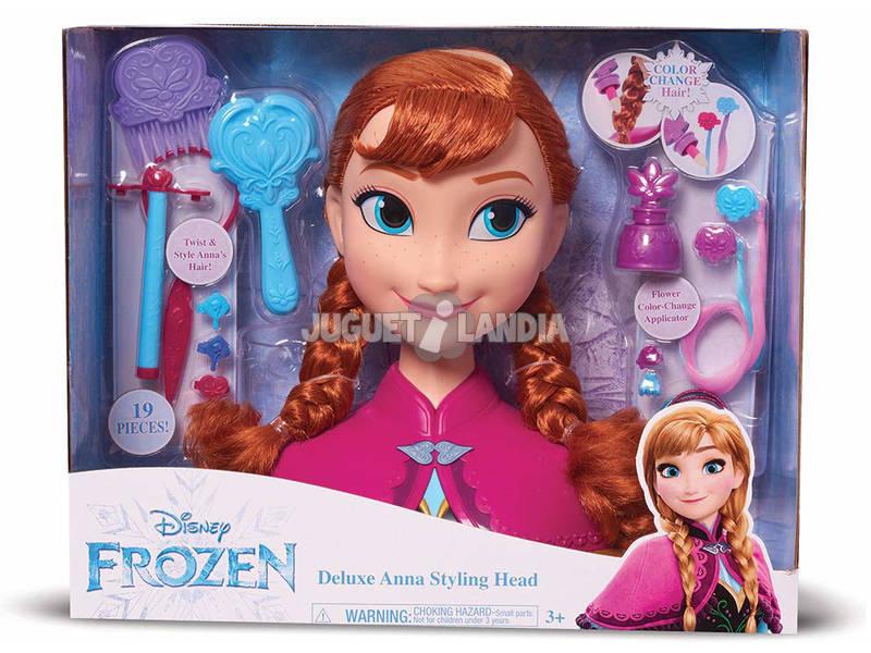 Frozen Busto Deluxe Anna Giochi Preziosi FRN80000