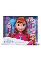 imagen Frozen Busto Deluxe Anna Giochi Preziosi FRN80000
