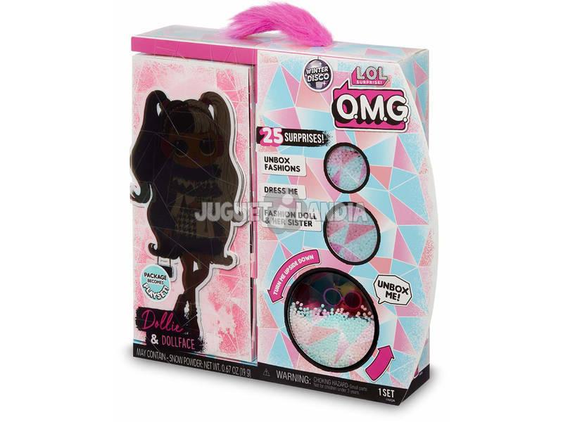 Lol Surprise S6 Omg Doll Winter Edition Giochi Preziosi LLU96000