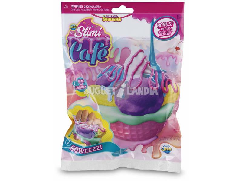 Slimi Café Squishies Pastelitos Giochi Preziosi LMC01000