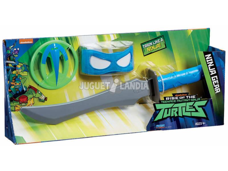 Tartarughe Ninja Set Armi Giochi Preziosi TUAB4001