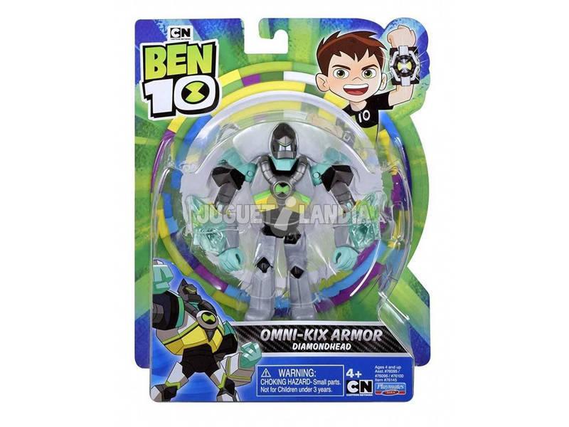 Ben 10 Figura Básica Giochi Preziosi BEN43100