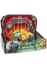 Gormiti S2 Hyperbeast Con Sonidos Giochi Preziosi GRE05000