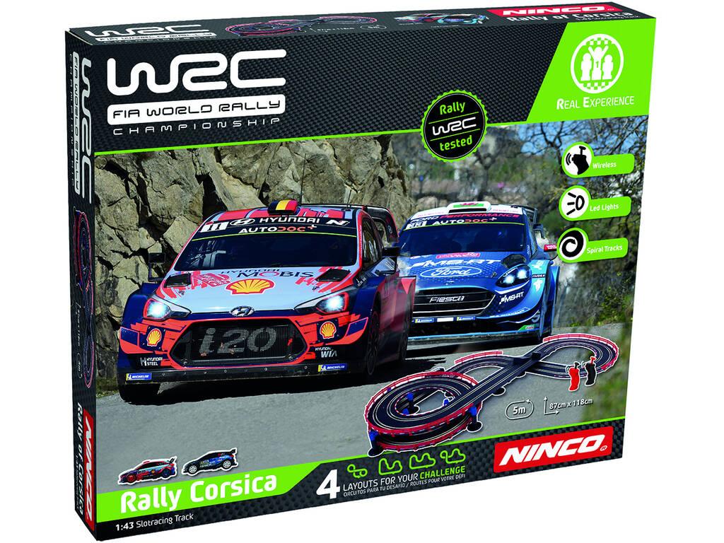 World Rally Championship Rally Corsica Fábrica de Juguetes 91012